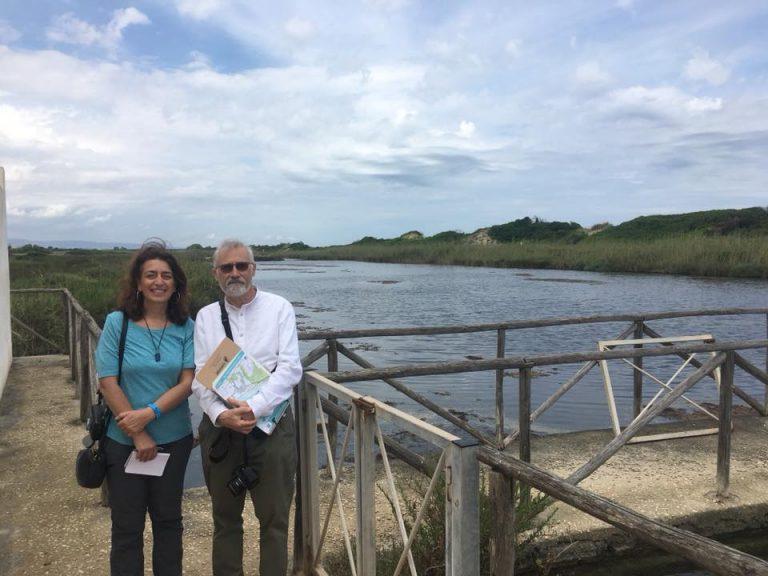 Parco delle Dune Costiere, due verificatori europei in visita nell'area protetta