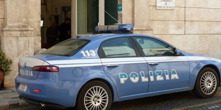 Festino notturno a base di droga: la Polizia arresta pregiudicato di Carovigno