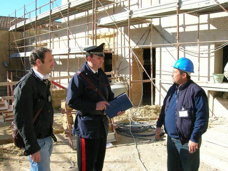 Lavoro e sicurezza, controlli dei carabinieri nel brindisino: denunciate 19 persone
