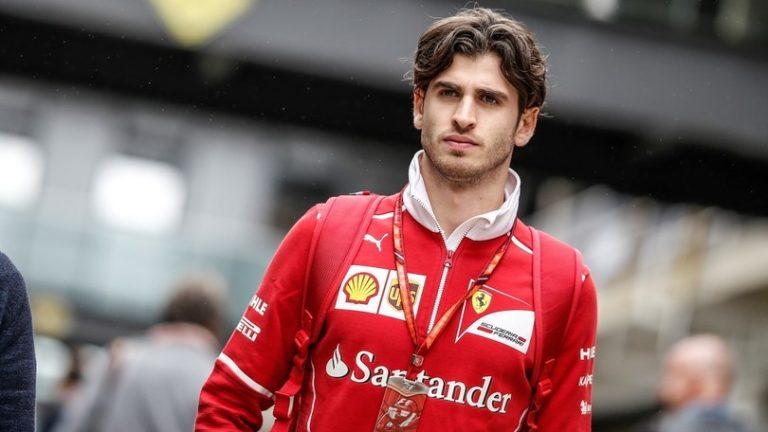 E' il pugliese Giovinazzi a riportare l'Italia tra i piloti di  Formula 1
