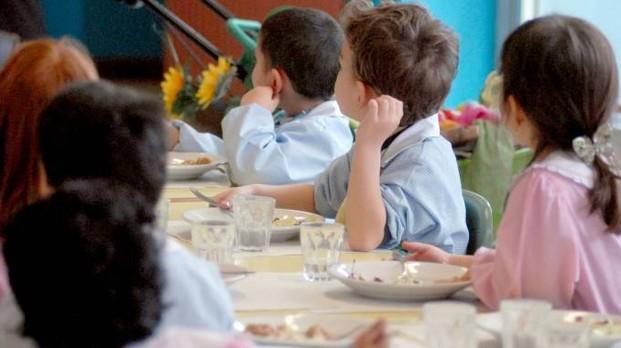 Partirà lunedì 8 ottobre il servizio mensa nelle scuole statali dell'infanzia e primarie
