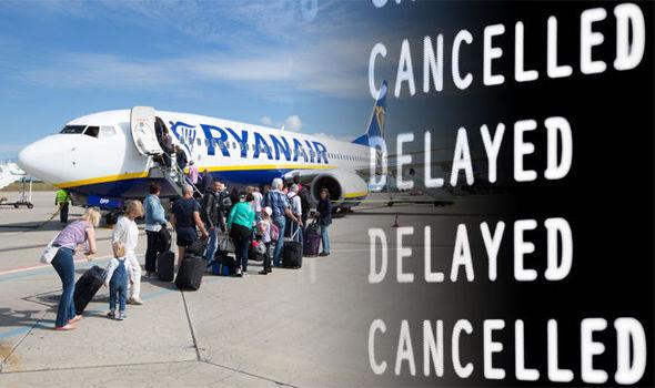 Sciopero Ryanair: otto i voli cancellati negli aeroporti pugliesi