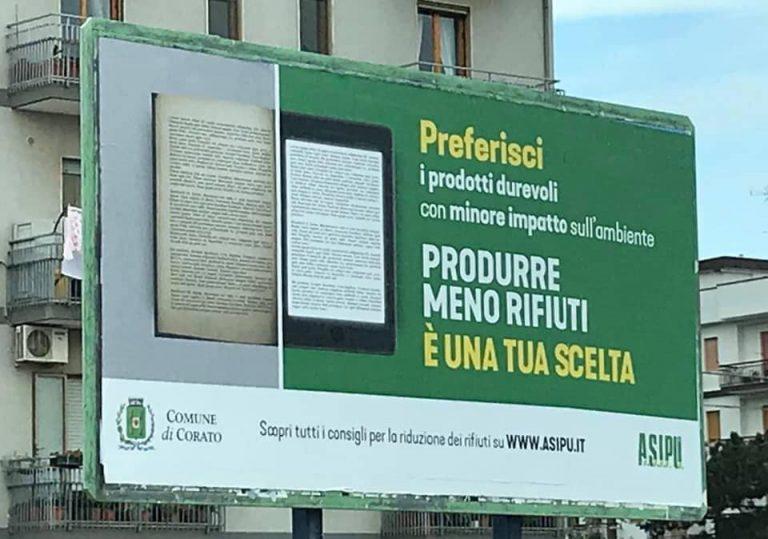 Libro cartaceo visto come un rifiuto: la campagna pubblicitaria che ha fatto indignare il web