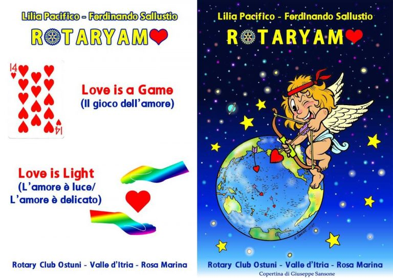"""""""RotaryAm"""": l'iniziativa di solidarietà a sostegno della Mensa Caritas di Ostuni"""