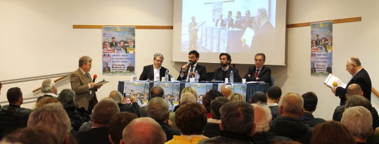 Forum della Società Civile: nuovo confronto pubblico per i quattro candidati sindaco di Ostuni