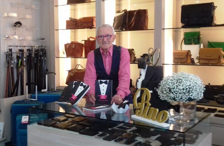 """""""Al Top di una vita"""": Pino Lofino presenta a Ostuni la sua autobiografia"""