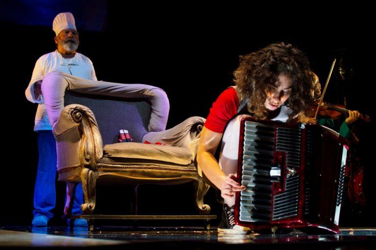 Teatro Madre 2019: al Parco Archeologico di Santa Maria d'Agnano va in scena la II edizione della rassegna targata Armamaxa