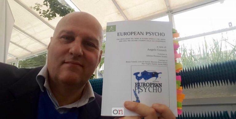 Europa, minaccia o opportunità? Angelo Consoli presenta a Ostuni il suo libro European Psycho