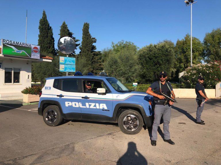 Contrasto alla criminalità: formalizzato l'arresto del pusher di eroina, controllate 234 persone e 95 veicoli
