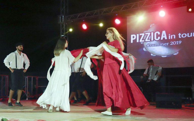 Pizzica in Tour 2019: fa tappa a Ostuni il festival itinerante di musica popolare