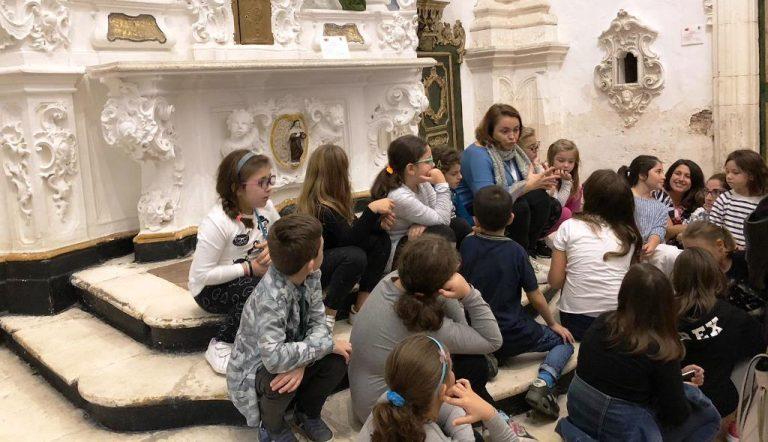 Giornata Nazionale delle Famiglie al Museo: la Città bianca aderisce all'iniziativa