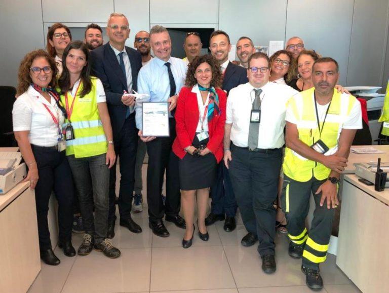 Lufthansa premia l'Aeroporto del Salento: Brindisi regina degli scali nel 2019