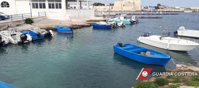 Porto di Villanova, controlli della Capitaneria contro gli ormeggi abusivi: disposta rimozione