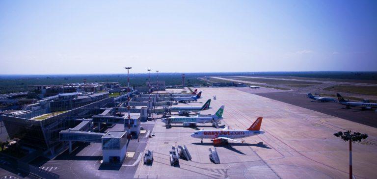 Aeroporti di Puglia conferma il trend di crescita: traffico in aumento del 10% rispetto al 2018