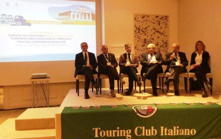 Il Parco Dune Costiere si racconta alla XXII Mostra del Turismo archeologico di Paestum