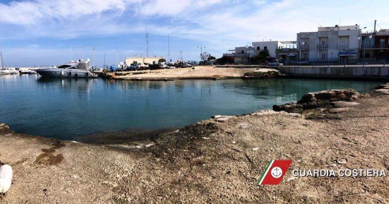 Porto di Villanova: la Capitaneria esegue lo sgombero degli ormeggi abusivi