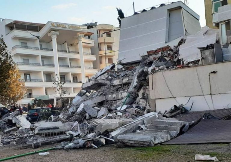 Violenta scossa di terremoto in Albania, trema anche la Puglia