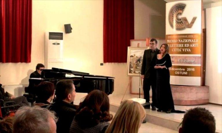 """Poesia, prosa e arte convergono nel Premio nazionale """"Città Viva"""", in scena quest'anno presso l'Hotel Monte Sarago"""