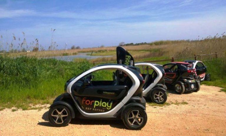 Carta europea del Turismo sostenibile: premiata a Bruxelles l'azienda For Play interna al Parco delle Dune Costiere