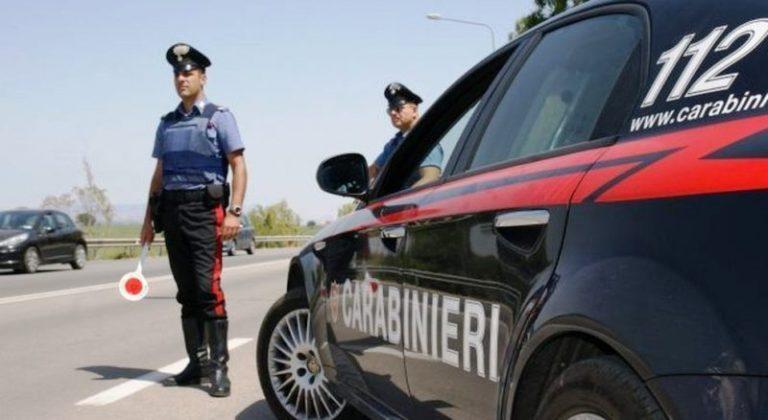 Controllo del territorio: i Carabinieri di Fasano arrestano 40enne ostunese