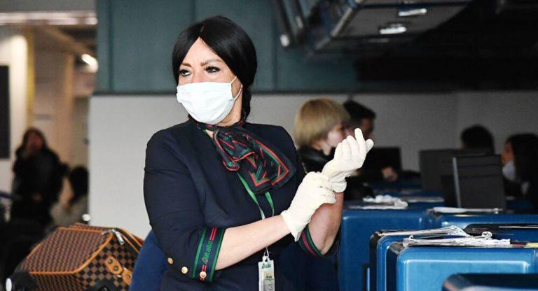 Aeroporti di Puglia, Coronavirus: sanificazione sistematica di spazi pubblici e mezzi