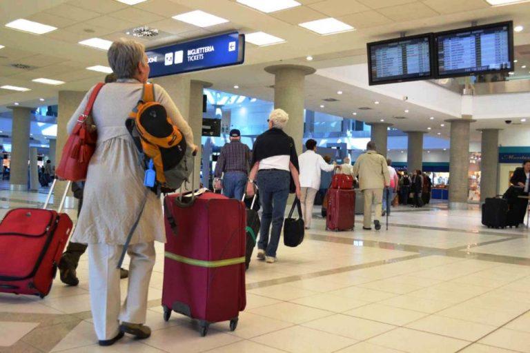 Aeroporto di Brindisi, a gennaio il numero dei passeggeri stranieri cresce del 25,5%