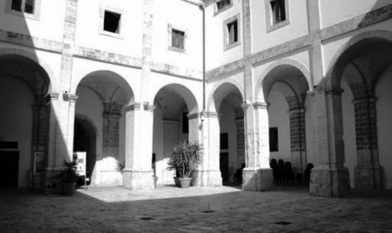Chiostro di Palazzo San Francesco, al via manutenzione e restauro conservativo