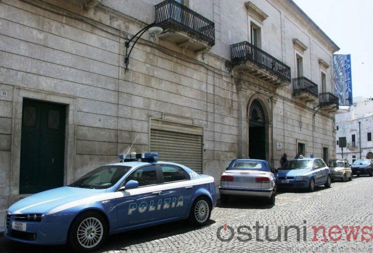 Polizia, cambio ai vertici del Commissariato di Ostuni: il nuovo dirigente è Andrea Toraldo